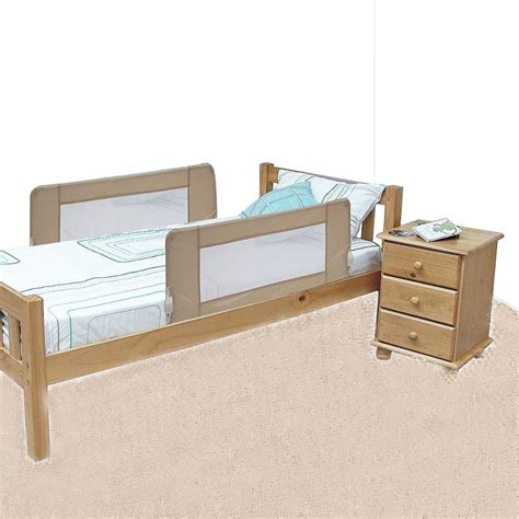 travel bed rails safetots double sided bed rail unisex colour child bed