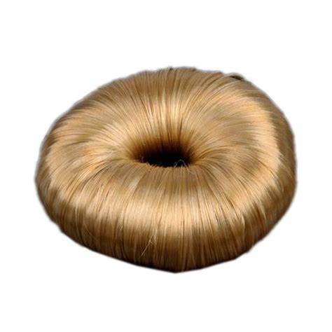 replacements for a donut bun blonde hairdressing hair donut ring bun shaper styler a