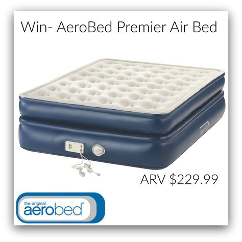 aerobed premier air bed comfortable sleeping space in a matter of minutes born 2 impress