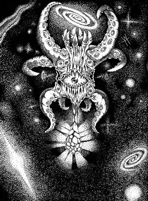 azathoth by anthonyweber on deviantart