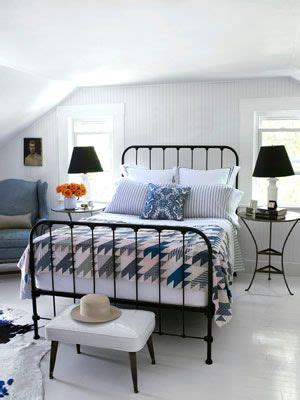 Black Tees Basic Morning Blues 1000 ideas about painted iron beds on country