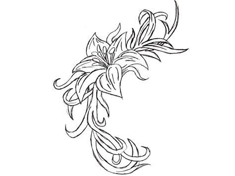cattleya flower tattoo orchid tattoos designs ideas and
