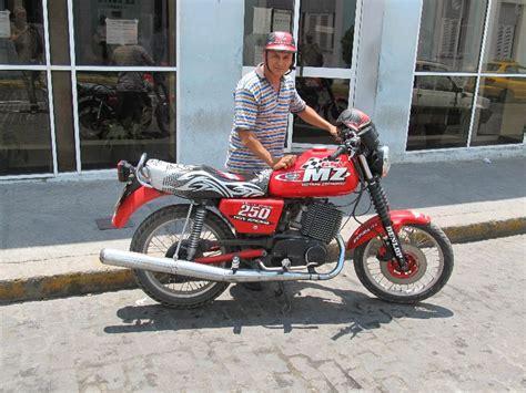 Mz Motorräder Zschopau by Santiago De Kuba Ein Mekka F 252 R Liebhaber Der Mz Aus