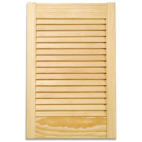 Louvre Cabinet Doors Applications Pine Louvre Kitchen Cabinet Door 72in Cabinets Topline Ie