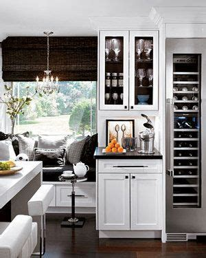 divine design kitchen gorgeous love the tall narrow wine refrigerator and the little nook for the home