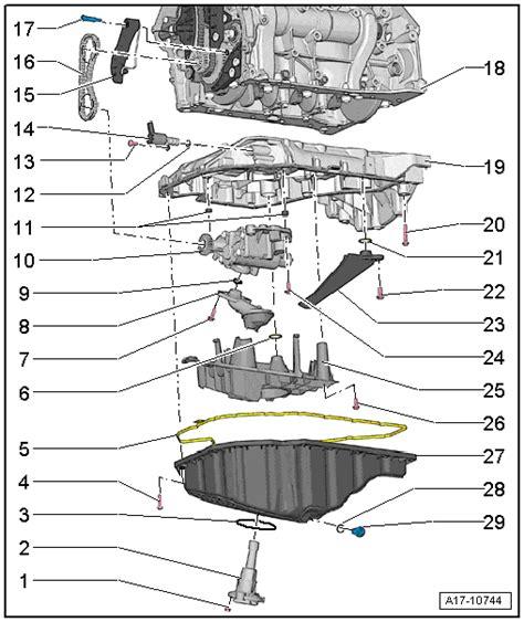 Audi Workshop Manuals Gt A5 Gt Power Unit Gt 4 Cylinder