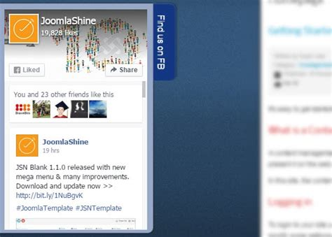 5 best free joomla social media extensions for joomla 3 5