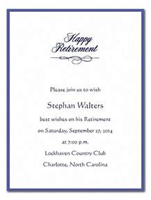 retirement quotes for invitations retirement invitation wording