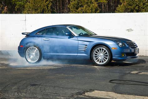 Chrysler Crossfire 0 60 by 2005 Chrysler Crossfire Srt 6 1 8 Mile Drag Racing