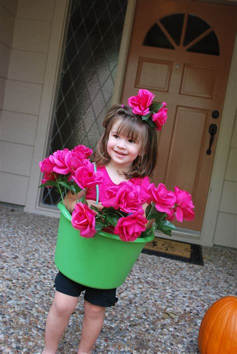 garden costume ideas flower pot costume