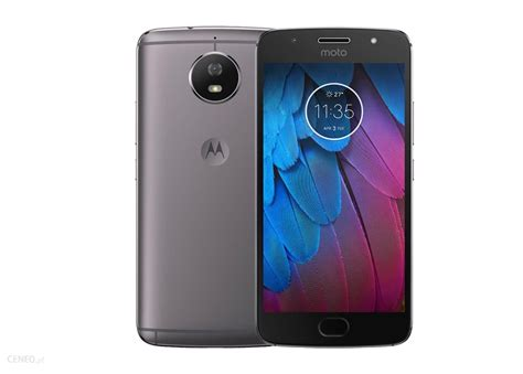 Motorola Moto G5s motorola moto g5s 3 32gb dual sim szary ceny i opinie na