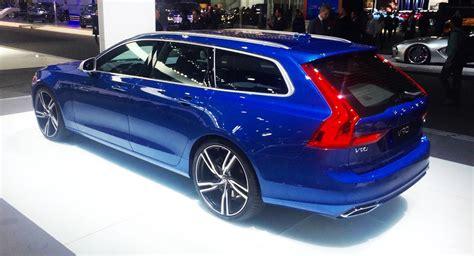 blue volvo station wagon blue volvo station wagon 2018 volvo reviews