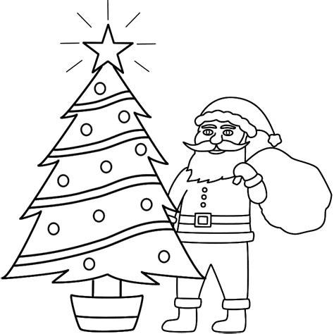 christmas santa drawings christmas santa drawings print