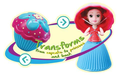Arts And Crafts Books For Kids - princess dolls cupcake surprise the toy insider