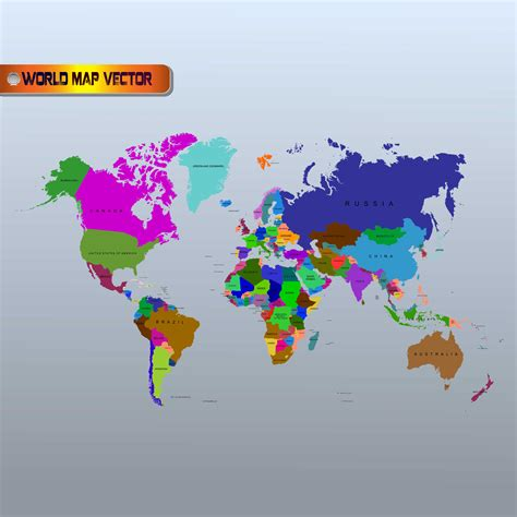 world map illustrator free world map vector designs collection