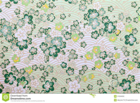 Handmade Japan - japanese pattern paper stock photography cartoondealer