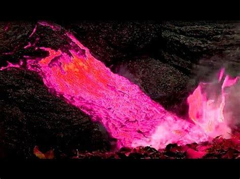 what color is lava 11 18 2014 new lava flow composite colors compilation