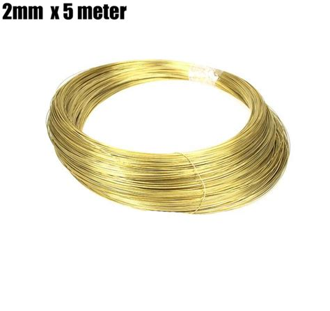 Brass Rod 0 2mm 2mm 5 meter brass wire rope block bar square rod plate