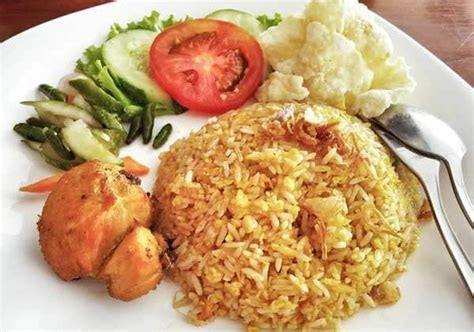 membuat seblak dengan bumbu nasi goreng resep nasi goreng spesial enak dan lezat jurnal media