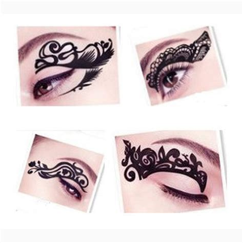 eyeliner temporary tattoo aliexpress buy eye 3d tattoos