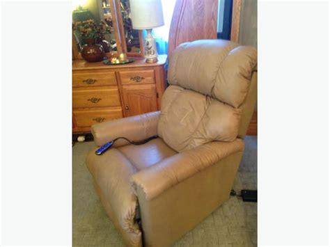 Lazy Boy Power Recliner by Lazy Boy Power Recliner Outside Nanaimo Parksville