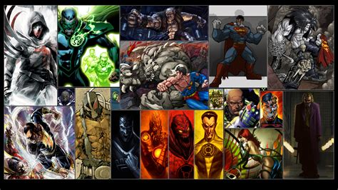 dc comics be part of the new dc documentary necessary evil villains of dc comics blurppy