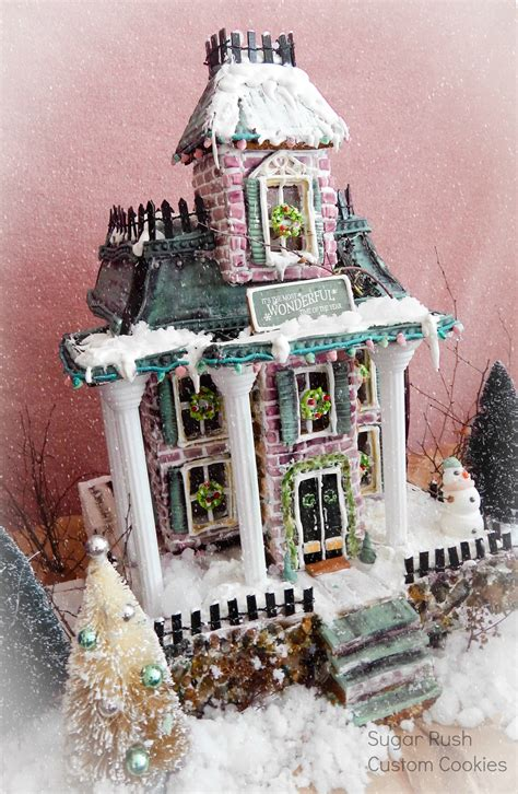 victorian gingerbread house victorian gingerbread house cakecentral com