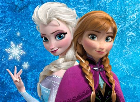film theory anna elsa not sisters frozen 2 full movie director chris buck suggests elsa