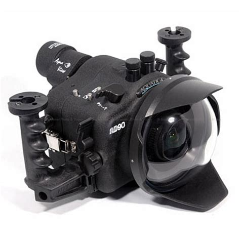 d90 nikon aquatica ad90 underwater housing for nikon d90 d90 with