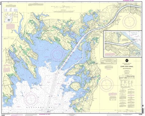 cape cod canal tide table noaa chart 13236 cape cod canal and approaches