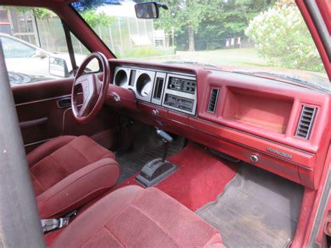 car manuals free online 1987 ford ranger interior lighting 1987 ford ranger supercab