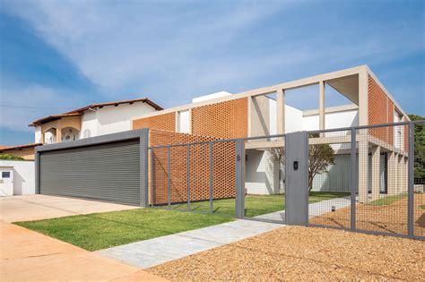 casa grid galeria de casa grid bloco arquitetos 8