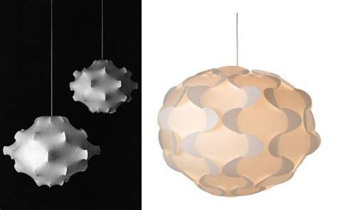 Ikea Fillsta the cheap version of 5 mid century lights