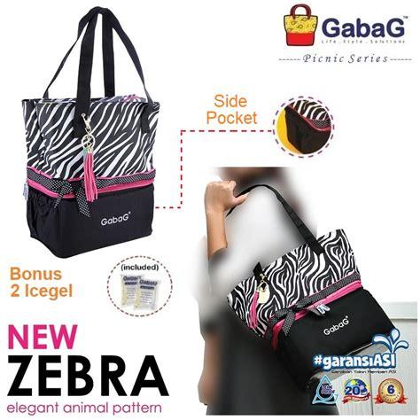 Gabag Cooler Bag New Zebra asibayi page 5 of 134 toko perlengkapan