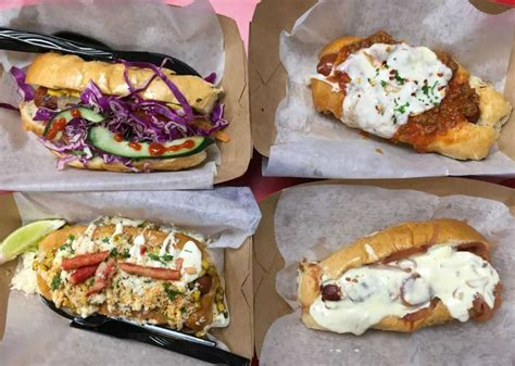 dogs san antonio review wieners take all at the dogfather san antonio express news