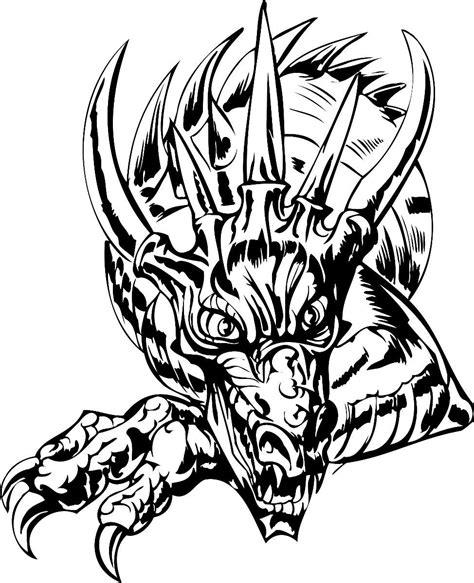 imagenes vectores tribales imagenes de tribales de dragones imagui