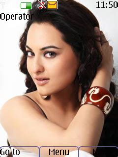 hot themes wap download sonakshi sinha nokia theme mobile toones