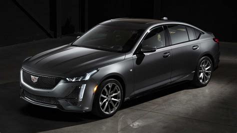 2020 Cadillac Ct5 Horsepower by 2020 Cadillac Ct5 V Arrives Packing A 355 Hp Turbo V6