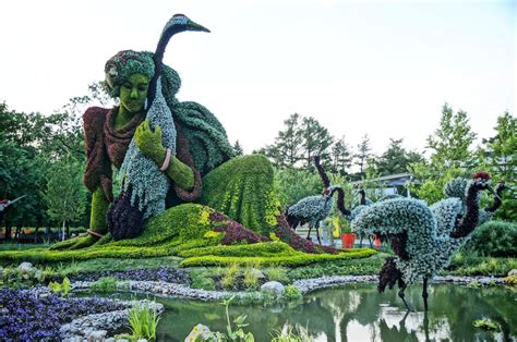 Botanical Garden In Montreal 20 Essential Places To Visit In Montreal This Summer