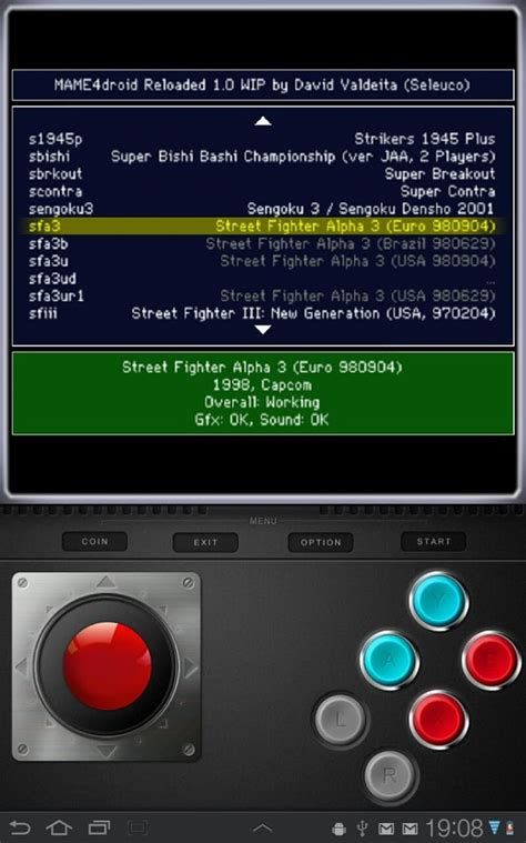 mame android mame emulators for android play classic on smart phone techmynd