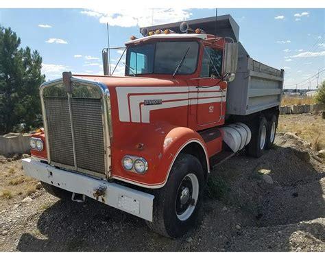 heavy duty kenworth trucks for sale kenworth w900 heavy duty dump trucks for sale