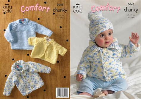 king cole free knitting patterns king cole 3045 knitting pattern sweater jacket bolero