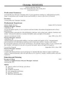 Pediatric Occupational Therapist Sle Resume by Pediatric Occupational Therapy Assistant Resume Sales Assistant Lewesmr