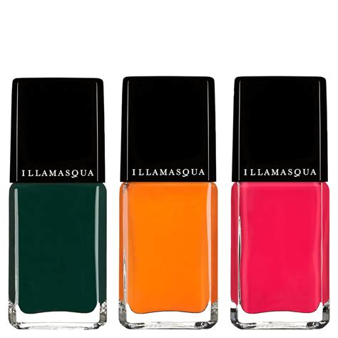 Nail Varnish by Nail Varnish Various Shades Illamasqua