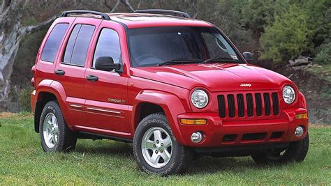 Used Jeep Cheroke Jeep Used Review 1994 2014 Carsguide