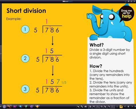 printable short division games short division worksheet long ision calculationsyear 4