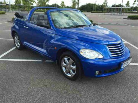 electronic stability control 2006 chrysler pt cruiser auto manual chrysler 2006 pt cruiser touring convertible only 26k stunning car