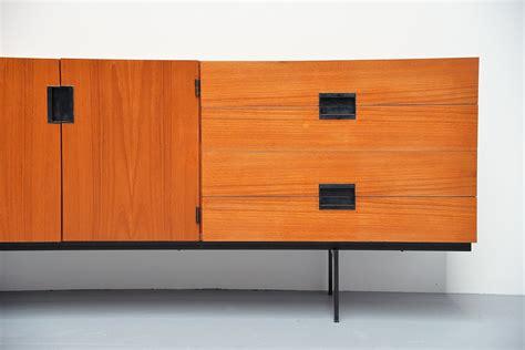 du03 dressoir cees braakman du03 sideboard for pastoe 1958 mid mod design