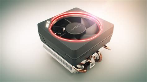 amd ryzen wraith max rgb cooler demoed new range of