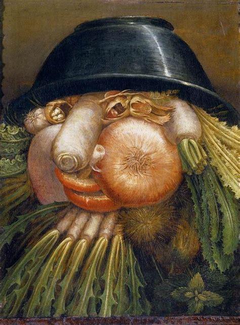 il giardiniere il giardiniere vegetale olio di giuseppe arcimboldo 1527